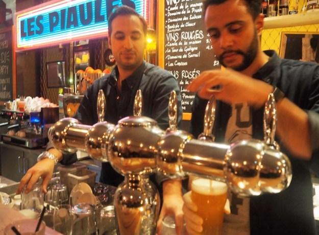 Les Piaules Bar Auberge de Jeunesse Paris
