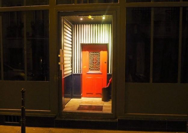 Little Red Door Bar à cocktails Paris