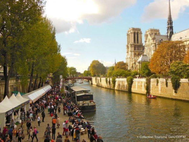 Marchés Flottants du Sud Ouest à Paris