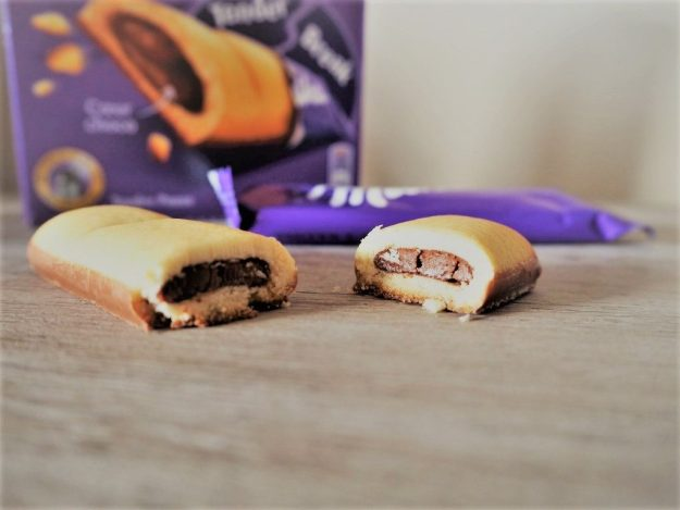 Milka biscuits Tender Break chocolat noisettes AVIS