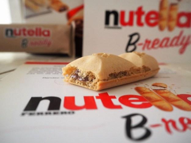 Nutella B-ready Le Nutella qui croustille