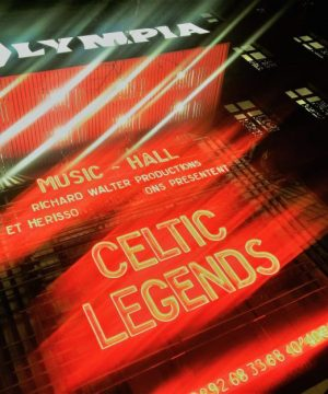 Olympia Paris Celtic Legends 15 eme anniversaire