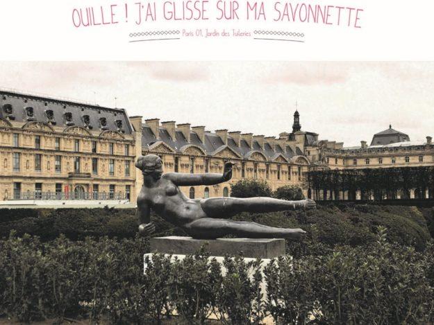 Ouille, #Paris par @SalutLaRue (c) @SalutLaRue