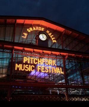 Pitchfork Festival Music Paris Grande Halle de la Villette 2015