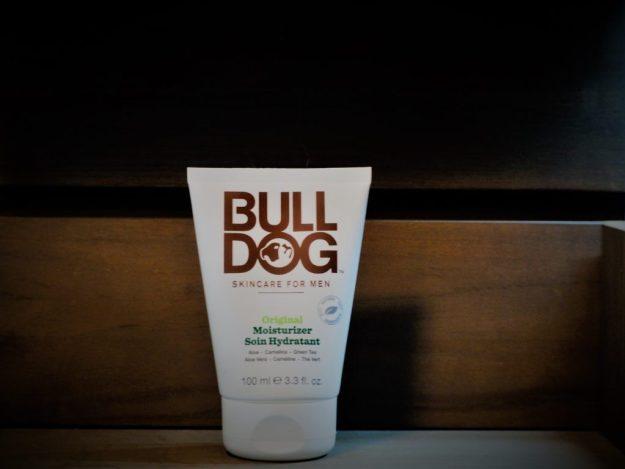 Soin hydratant homme Bulldog test et avis