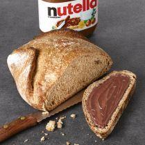 Tartine Nutella