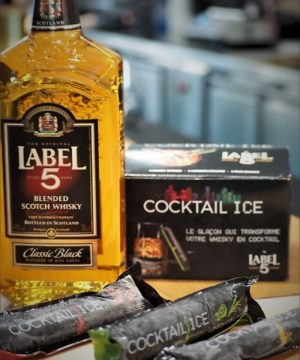 Test et avis Cocktail ICE Label 5