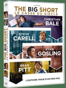 The Big Short Sortie le 4 mai en DVD et Blu-Ray