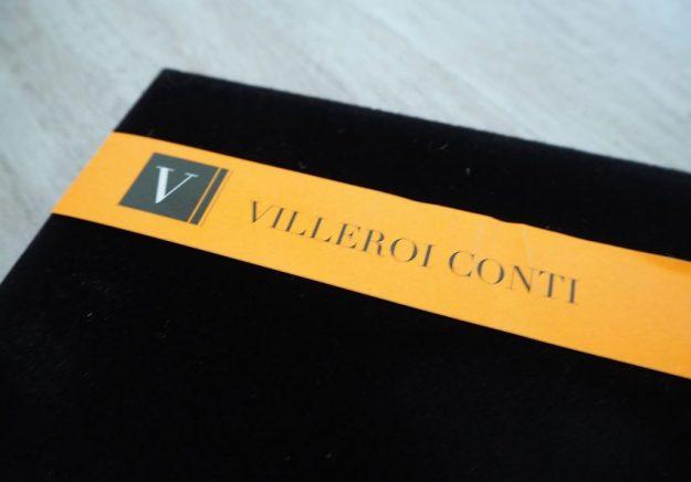 Villeroi Conti Papeterie Carnet de notes