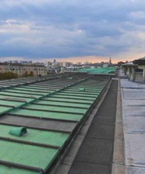 Visite des toits de Paris Palais de la Porte Dorée Journée européenne du Patrimoine 2018