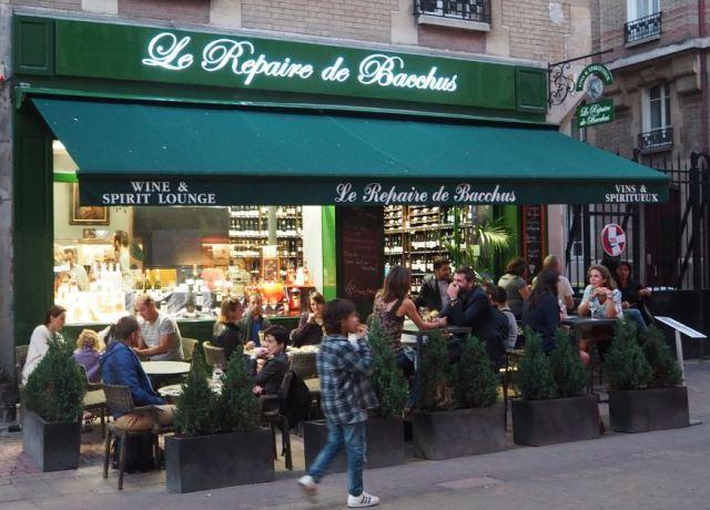 Le Repaire de Bacchus Bar à vins, Paris 14ème