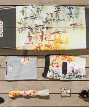Mode homme collection été longboard by celio soldes