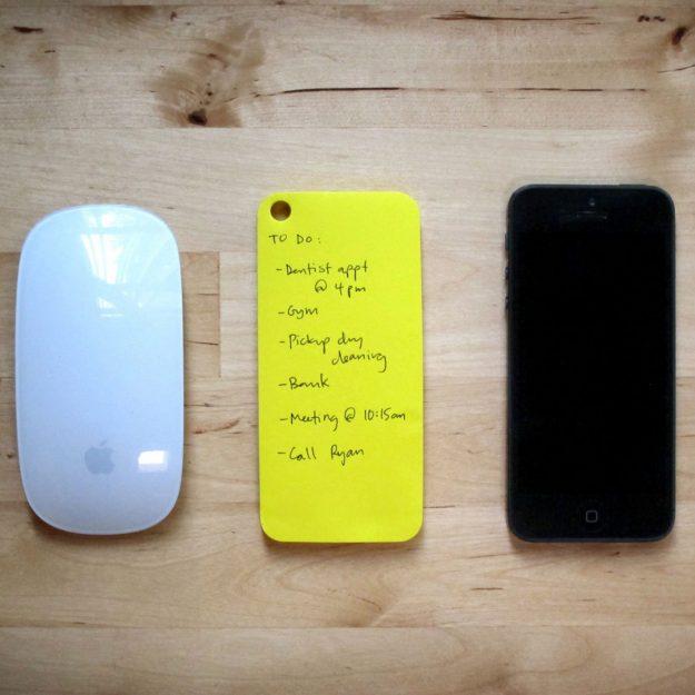 Pense betes pour iphones