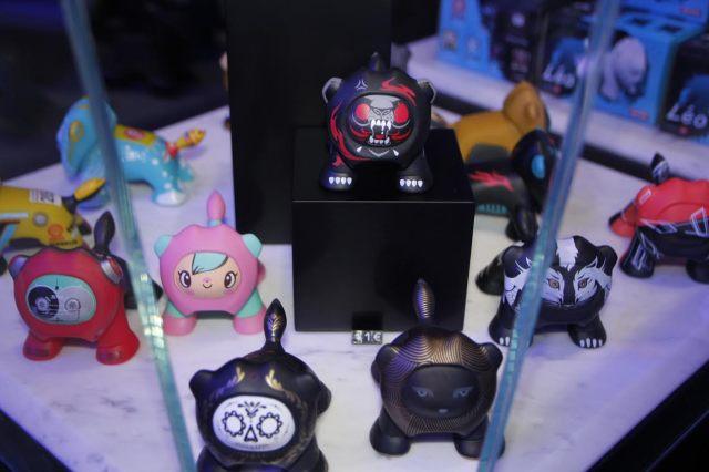 Art Toys PEUGEOT DESIGN