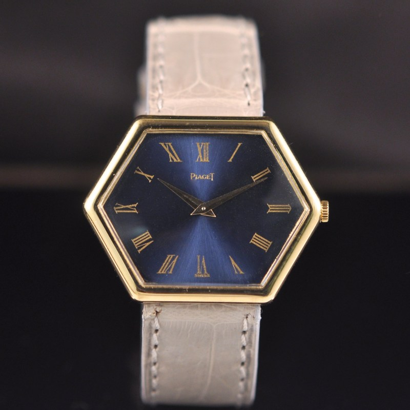 PIAGET HEXAGONAL