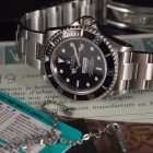 ROLEX SEA-DWELLER COMEX 16600 B&P