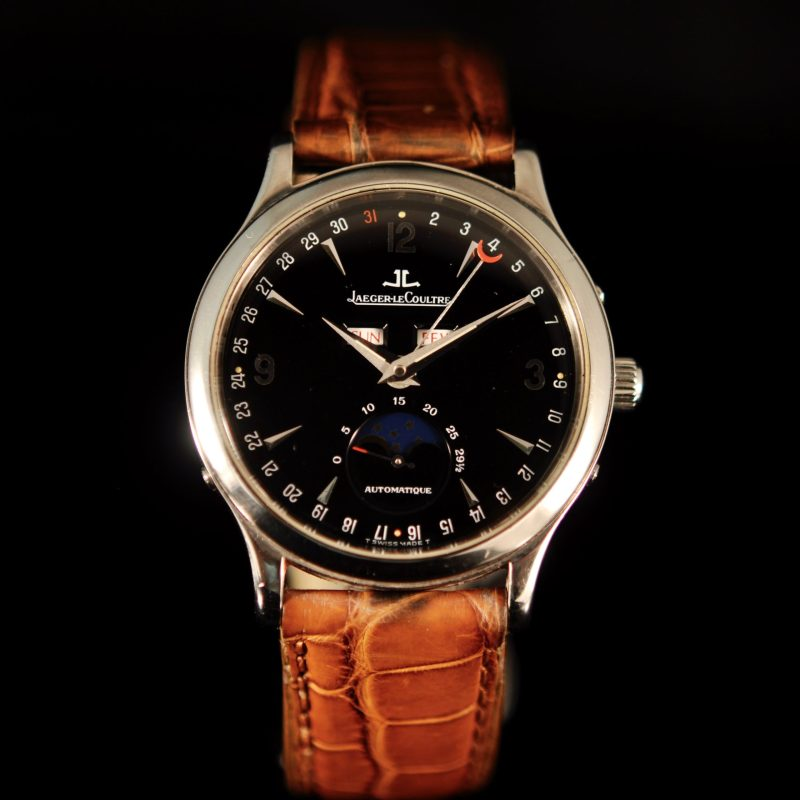 JAEGER LECOULTRE MASTER MOON
