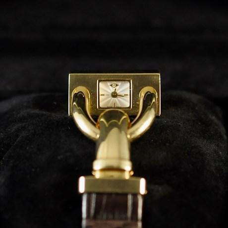 VAN CLEEF & ARPELs CADENAS YELLOW GOLD