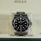 ROLEX SUBMARINER NO DATE REF. 114060 BOX & PAPER