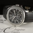 PATEK PHILIPPE AQUANAUT TRAVEL TIME REF. 5164 FULL SET