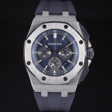 AUDEMARS PIGUET ROYAL OAK OFF SHORE TITANIUM BOX & PAPERS