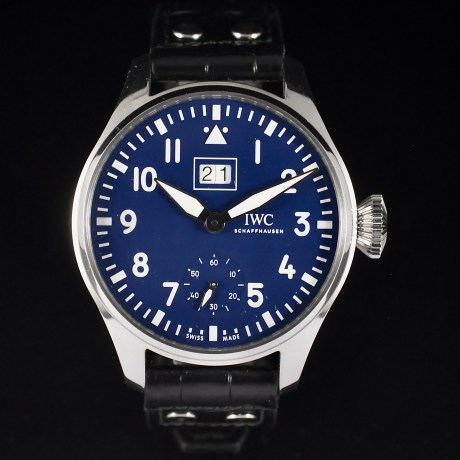 IWC BIG PILOT 150 YEARS REF. 5105 FULL SET