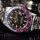 ROLEX GMT 1675 LONG E FUCHSIA FULL SET