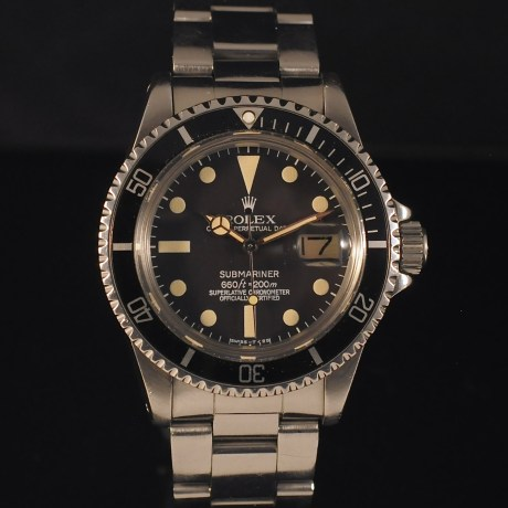 ROLEX SUBMARINER DATE MARK II REF. 1680