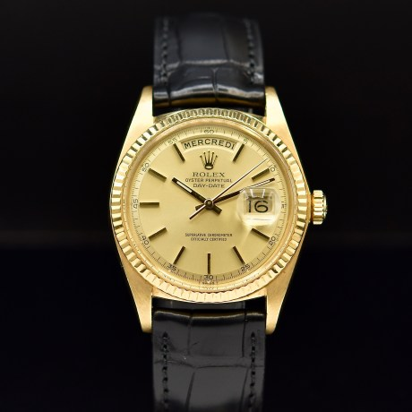 ROLEX DAY-DATE REF. 1803 YELLOW GOLD