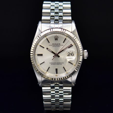 ROLEX DATEJUST REF. 1601 WITH PAPER