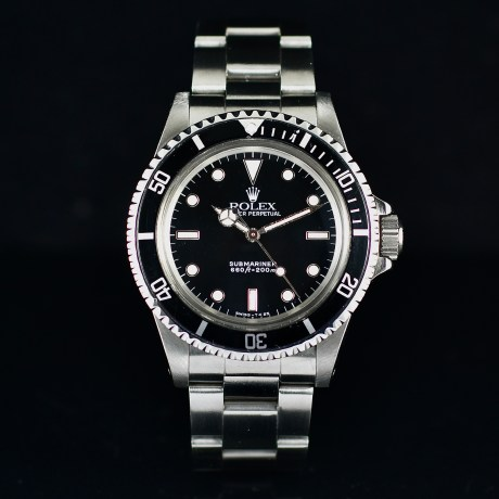 ROLEX SUBMARINER REF. 5513 R SERIES