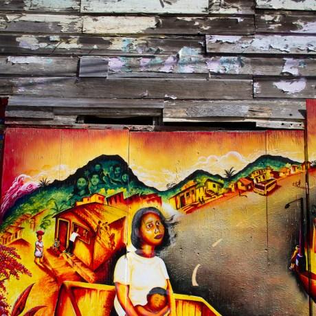 Pasado Triste de El Salvador, 2012. Archival pigment on Canson Baryta Photographique, 15x10