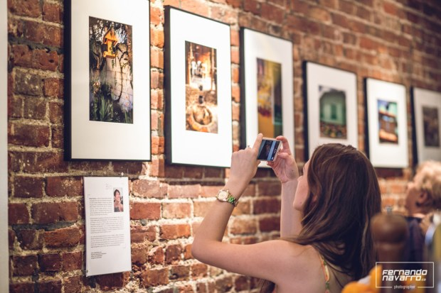 Romais photo exhibit, photo by ©Fernando Navarro
