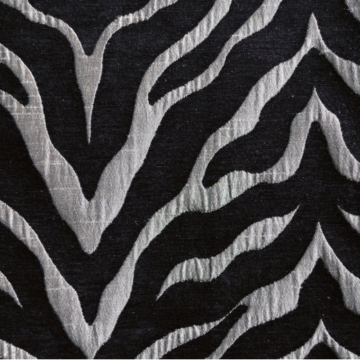 modern black leather sofa discount sectional be wild with our animal print roman blinds | blog