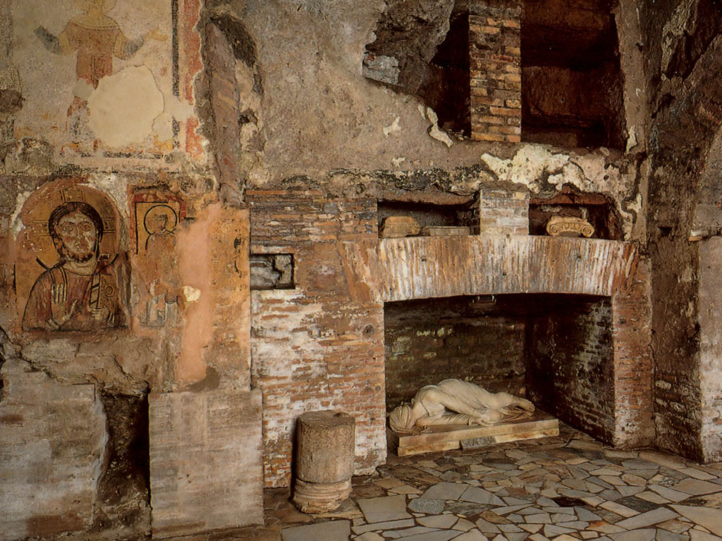 SAINT CALLISTUS CATACOMBS
