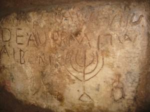 JEWISH CATACOMBS