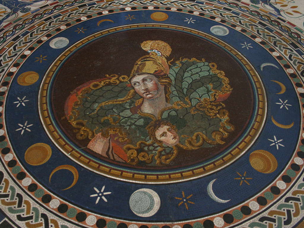 MOSAIC in St. Peter