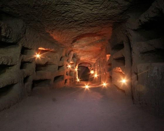 Jewish Catacomb Tour