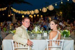 Stefanie & Ryan, Royal Caribbean Resort