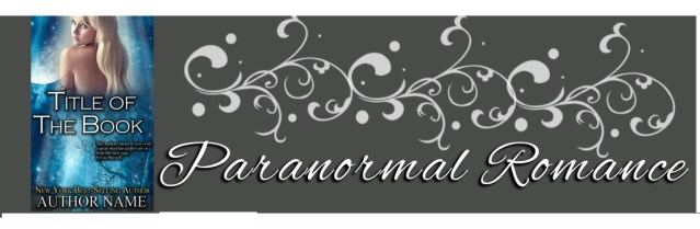 Banner Paranormal Romance