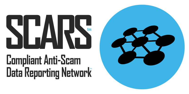 SCARS Anti-Scam Data Reporting Network Connected Website