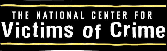 U.S. Department of Justice National Center For Victims Of Crimes