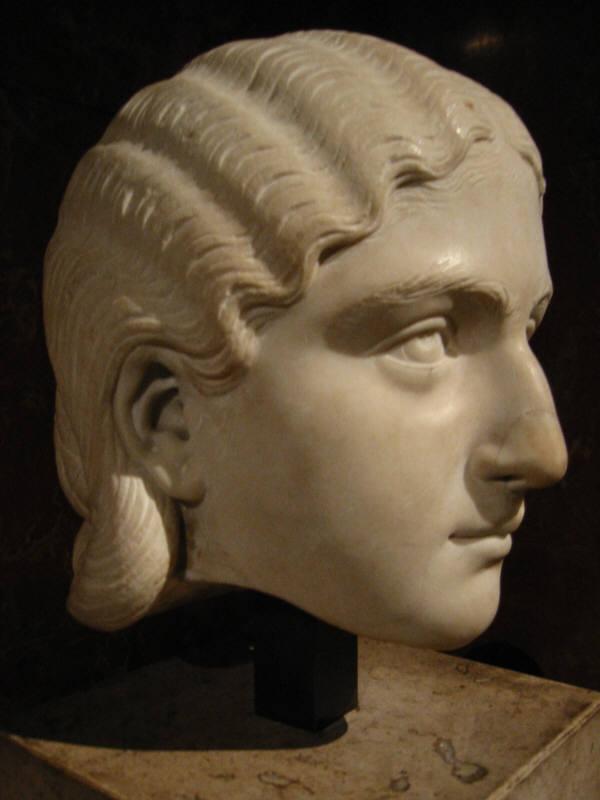 Roman Portrait Sculptures The Severan Dynasty