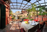 Trevi Fountain penthouse with terrace Three Coins, the ...