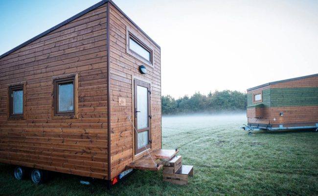 Tiny House Trend Finds First Supporters In Romania