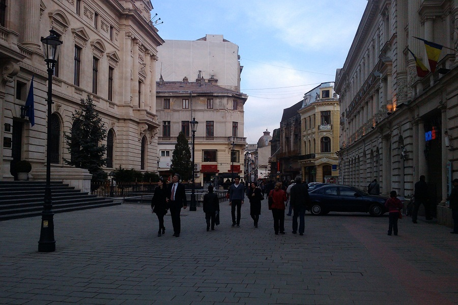 Top 10 places in Bucharests Old Town  Romania Insider