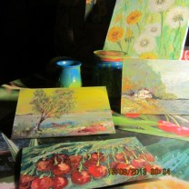 picturi in lucru