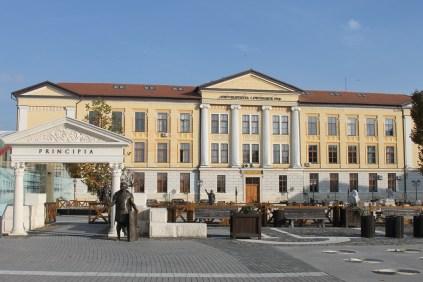 14 Universitatea 1 Decmbrie 1918 Alba Iulia