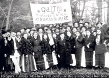 Unirea de la 1 Decembrie 1918 (2)