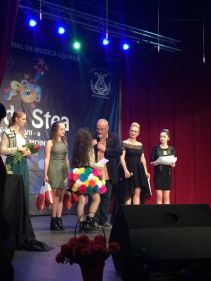 Premiul Tinere Talente.Visdestea.Patricia Crisan (foto by Ioana Dragomir)